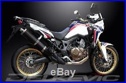 Honda Crf 1000 Africa Twin Silencieux Delkevic