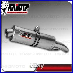 Honda XRV 750 Africa Twin 2002 02 MIVV Pot Echappement Oval