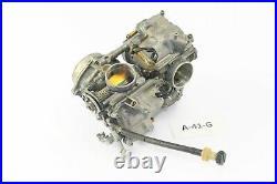 Honda XRV 750 Africa Twin RD04 Bj 1992 carburateur Keihin A41G