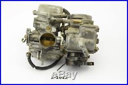 Honda XRV 750 Africa Twin RD04 Bj. 91 Batterie carburateur carburateur
