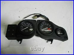 Honda XRV 750 Rd 07 Africa Twin Tachymétrique Cockpit Instrument Raccords Speedo