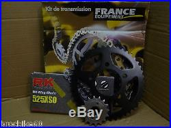 KIT CHAINE HONDA XRV 750 AFRICA TWIN 1993-2003 16x45 FRANCE EQUIPEMENT 59232.270