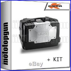 Kappa = Givi Support Et Valise Kgr46 Honda Africa Twin 750 2002 02