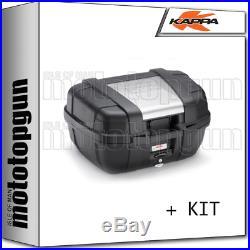 Kappa = Givi Support Et Valise Kgr52 Honda Africa Twin 750 1998 98 1999 99