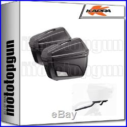 Kappa = Givi Support Et Valises Laterales K22n Honda Africa Twin 750 1998 98