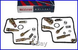 Keyster Vergaser-Dichtsatz HONDA XRV 750 Africa Twin RD04, 90-92, Reparatur-Satz
