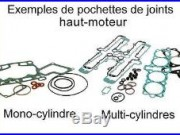 Kit Joints Haut-moteur Pour Honda Xrv750 Africa Twin 1990-93