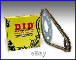 Kit chaine D. I. D HONDA XRV750 AFRICA TWIN (Pas de 525 type VX)