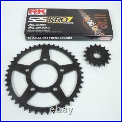 Kit chaîne FE moto Honda 750 XRV Africa twin 1993 à 2003 16 x 45 RD04 RD07