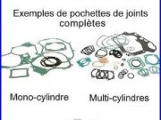 Kits Joints Complets HONDA 650 XRV AFRICA TWIN NTV REVERE88-90