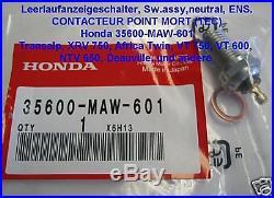 Leerlaufschalter Honda XRV 750, XRV750, Africa Twin, RD04, RD07, 35600-MAW-601