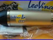 LeoVince Auspuff LV One für HONDA XRV 750 Africa Twin