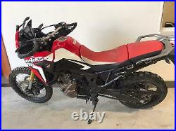 Levier + Support Embrayage Honda Africa Twin Crf 1000L ABS 2016 2017