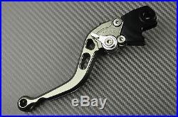 Levier leviers levers court short CNC titanium Honda Africa TWIN 750 XRV Toutes