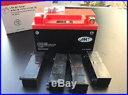 Lithium Ionen Batterie HJTX14H-FP, Honda XRV 750, RD07 Africa Twin, 707.00.29