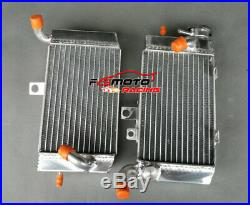 Nouveau radiateur en aluminium L&R pour Honda XRV750 XRV 750 Africa Twin