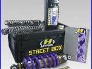 Pack Street Box Hyperpro Honda Xrv 750 Africa Twin 90-01