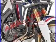 Pare-moteur Supérieur+inférieure Honda Africa Twin 1000 16 Givi Tnh1144 Tn1144