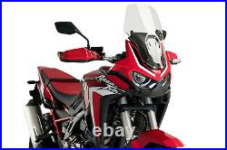 PUIG Pare-Brise Touring Honda CRF1100L Africa Twin 2021 Transparent