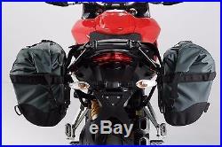 Pack de 2 Sacoches DAKAR SW-Motech pour Honda CRF 1000 L Africa Twin 2015