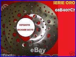 Paire 2 Disques De Frein Avant Brembo 68b407c7 Honda Xrv Africa Twin 750 2002