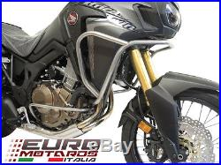 Pare Carter RD Moto Honda CRF1000L Africa Twin Manual Only 15-16 Partie Basse