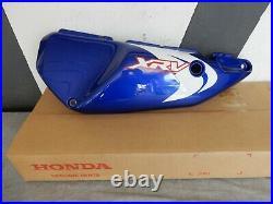 Partie Latérale Gauche Cache Honda XRV750 RD07 Africa Twin Pièce Neuve