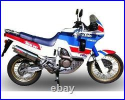 Pot d'Echappement GPR TRIOVAL Approuvé HONDA AFRICA TWIN 650 RD03 1988 1989