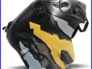 Protège Réservoir Bagster Honda Africa Twin XRV 750 97-98 noir/gris/havana