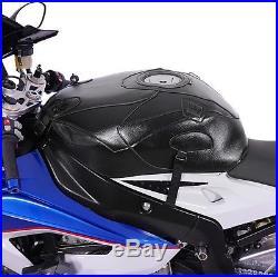 Protège Réservoir Bagster Honda Africa Twin XRV 750 1999 bleu/gris sacoche moto