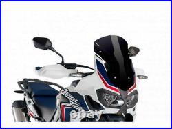 Puig Black Racing Windscreen Honda CRF1000L Africa Twin