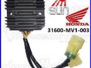 Regulateur De Tension Original Sun 8 Cables Honda Xrv Africa Twin 750 1990-1991