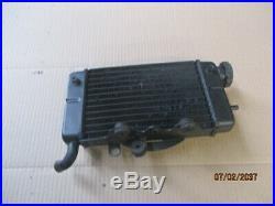 Radiateur d'eau droit Honda 750 Africa twin XRV RD04
