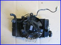 Radiateur d'eau droit + ventillateur pour Honda 650 Africa twin XRV RD03