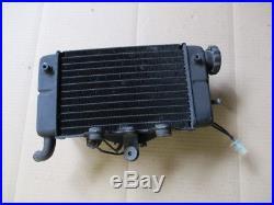 Radiateur d'eau droit + ventillateur pour Honda 750 Africa twin XRV RD04