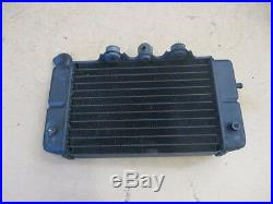 Radiateur d'eau gauche pour Honda 650 Africa twin XRV RD03