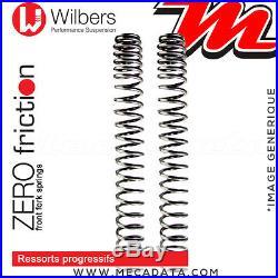 Ressort Fourche Wilbers Progressifs Zero Friction HONDA XRV 750 Africa Twin 1999