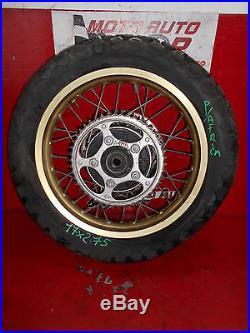 Roue roue arrière HONDA AFRICA TWIN 750 AVENTURE SPORTS RD04