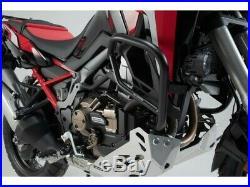 SW-Motech Black Engine Bars Honda CRF1100L Africa Twin