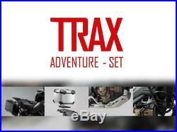 SW-Motech Black Trax Adventure Set Honda CRF1000L Africa Twin