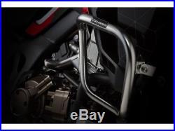 SW-Motech Silver crash bars Honda CRF1000L Africa Twin