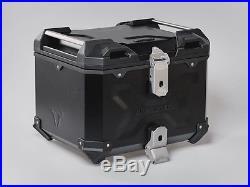 SW-Motech Trax Adventure Aluminum Top Case Box Honda CRF1000L Africa Twin 2015
