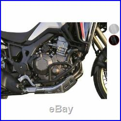 Sabot trail BIHR alu noir Honda Africa Twin CRF1000L 442858
