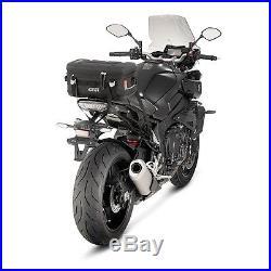 Sacoche de Selle Honda Africa Twin CRF 1000 L Givi UT807 25 litres noir