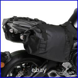 Sacoches cavalières set pour Honda Africa Twin CRF 1000 L WX40 arrière