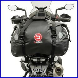 Sacoches cavalières set pour Honda Africa Twin XRV 750 / 650 RX40 arrière