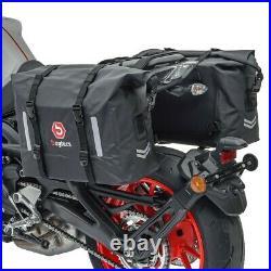 Sacoches etanches pour Honda Africa Twin Adventure Sports / 1100 Bagtecs WP8