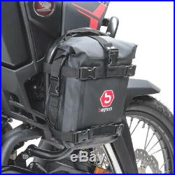 Set Pare carter haut + sacoches pour Honda Africa Twin 1100 2020