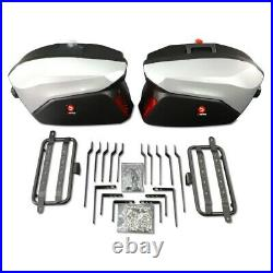 Set Valises laterales + supports pour Honda Africa Twin 1100 PX74SM
