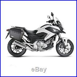 Set de sacoches latérales moto Honda Africa Twin XRV 750 96-02 Givi E22N 22l